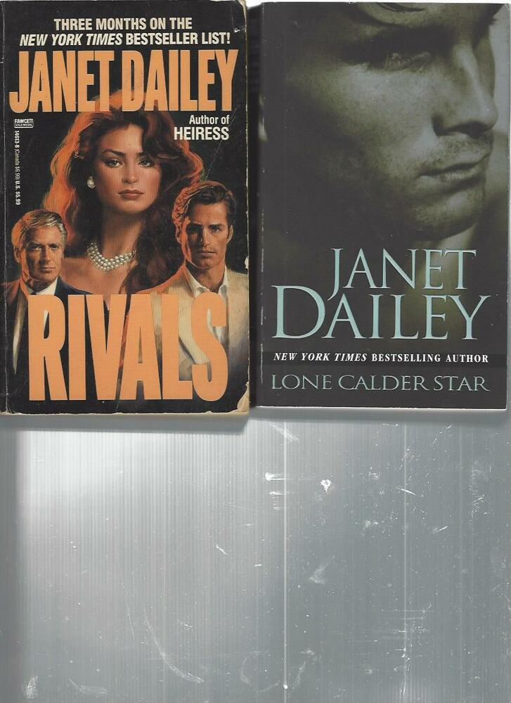 Janet Dailey Rivals A Lot Of 2 Books Ebay