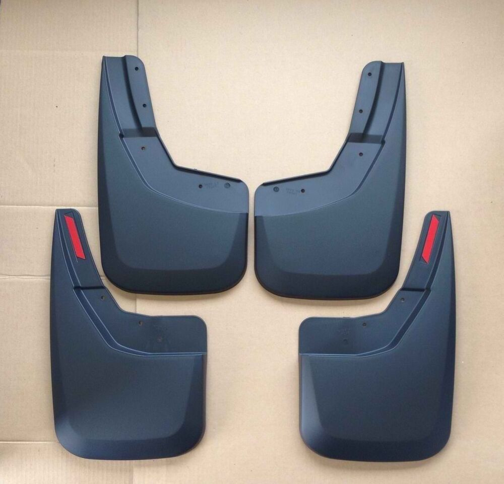 husky liners front rear mud flaps guards 2015 2018