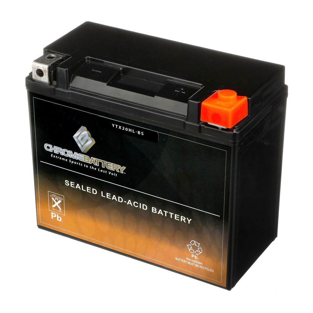 ytx20hl bs jet ski battery for kawasaki js550 cc 82 39 85 ebay. Black Bedroom Furniture Sets. Home Design Ideas