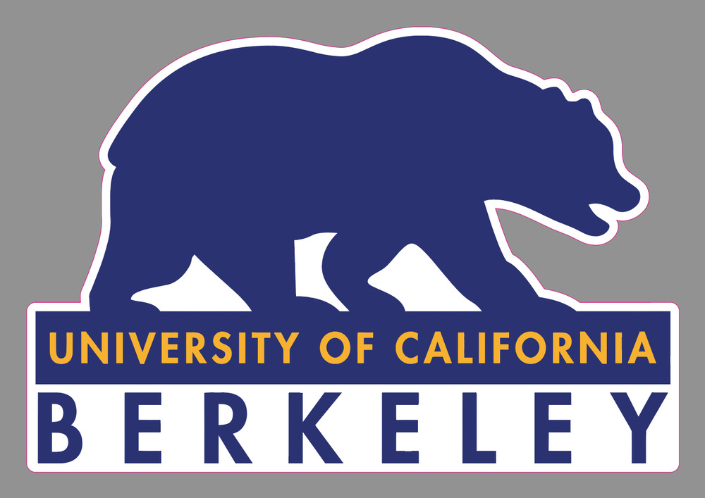 california cal golden bears 6 alternate logo premium vinyl decal rh ebay com  california republic bear logo