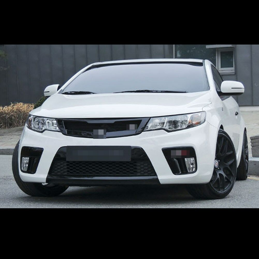 Front Grill Radiator Hood Grille Painted For Kia Cerato Forte Koup 2013 Under 20092013 Ebay