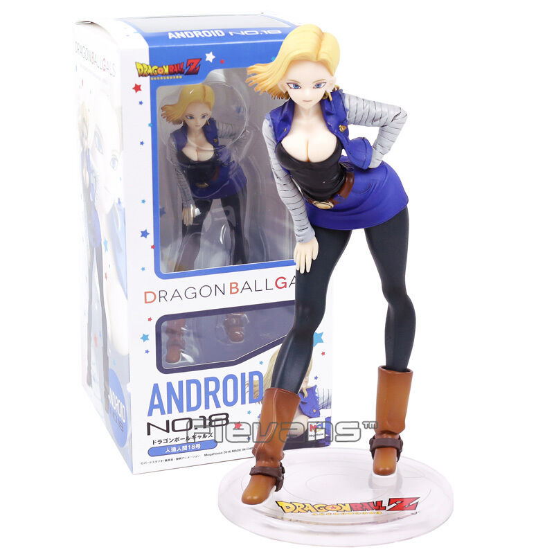 FIGURA ANDROIDE NO. 18 / C18 / ANDROID
