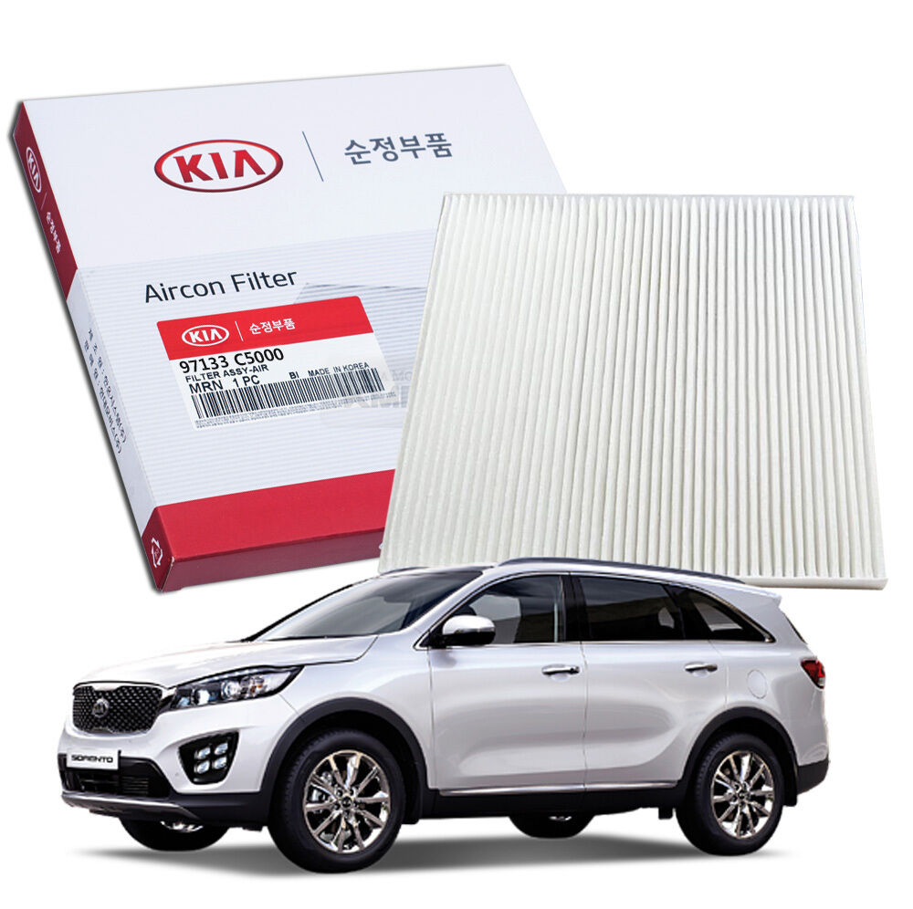 oem genuine parts cabin air filter 97133 c5000 for kia. Black Bedroom Furniture Sets. Home Design Ideas