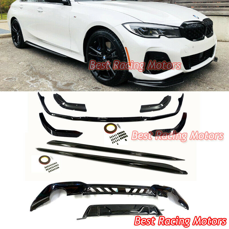 Bmw M4 Series Gran Coupe: M4 (F82) Style Front Bumper Fits 14-18 BMW F32 F33 F36 4