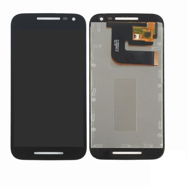 Motorola MOTO G3 3rd GEN XT1541 XT1540 Touch Screen Digitizer LCD Assembly Black