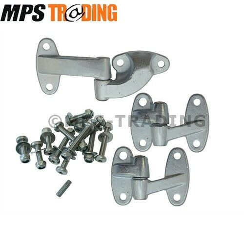 Land Rover Defender 90 110 Rear Door Hinge Kit Amp Stainless