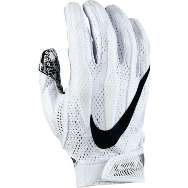 Nike Velcro Gloves: Nike Men's Superbad 4 2017 Football Receiver Gloves GF0627