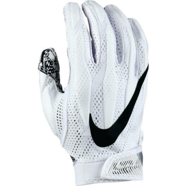 Nike Soccer Gloves: Nike Men's Superbad 4 2017 Football Receiver Gloves GF0627