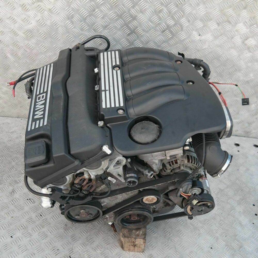 Bmw 1 3 Series E87 E90 120i 320i Complete Engine N46b20b