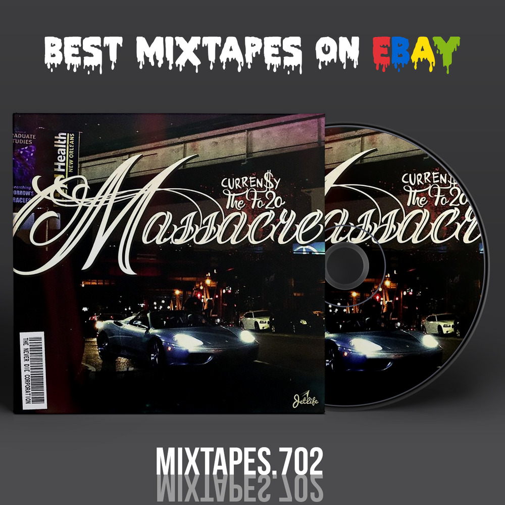 currensy mixtapes