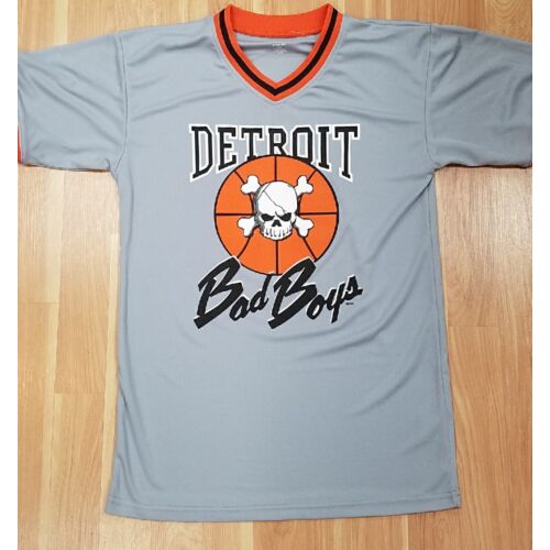 exclusive-authentic-detroit-pistons-bad-boys-vneck-baseball-jersey-gray