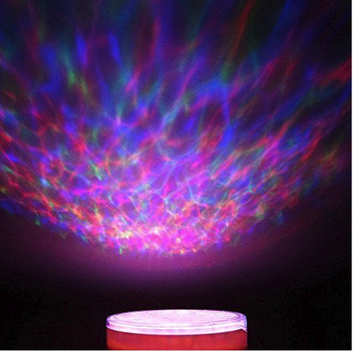 Psychedelic Lamp Light Projector Sensor Relaxing Trippy
