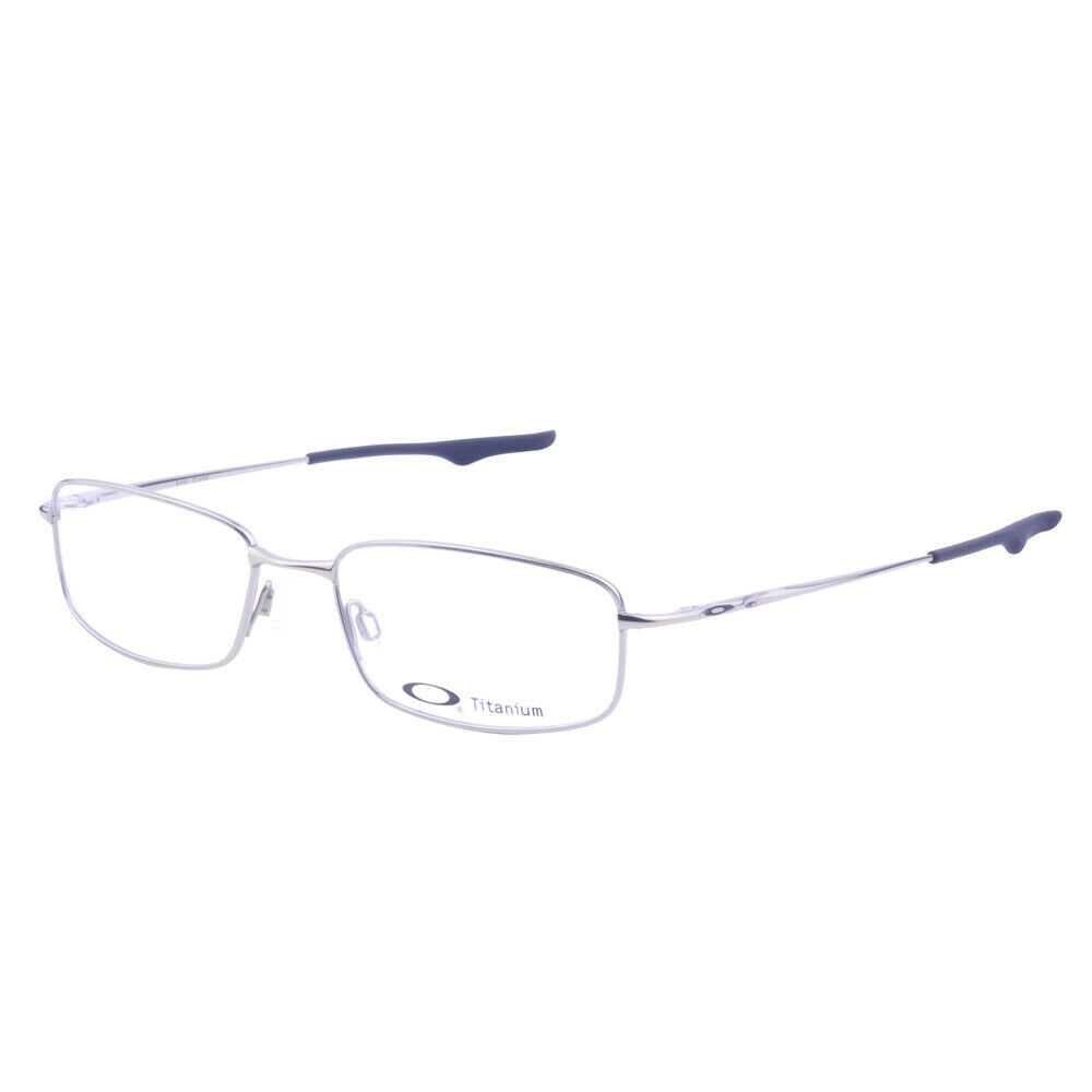 6430eb3a5a Details about Glasses Frames-Oakley keel blade OX3125-0855 Pewter 55mm  Titanium Specs Eyeglass