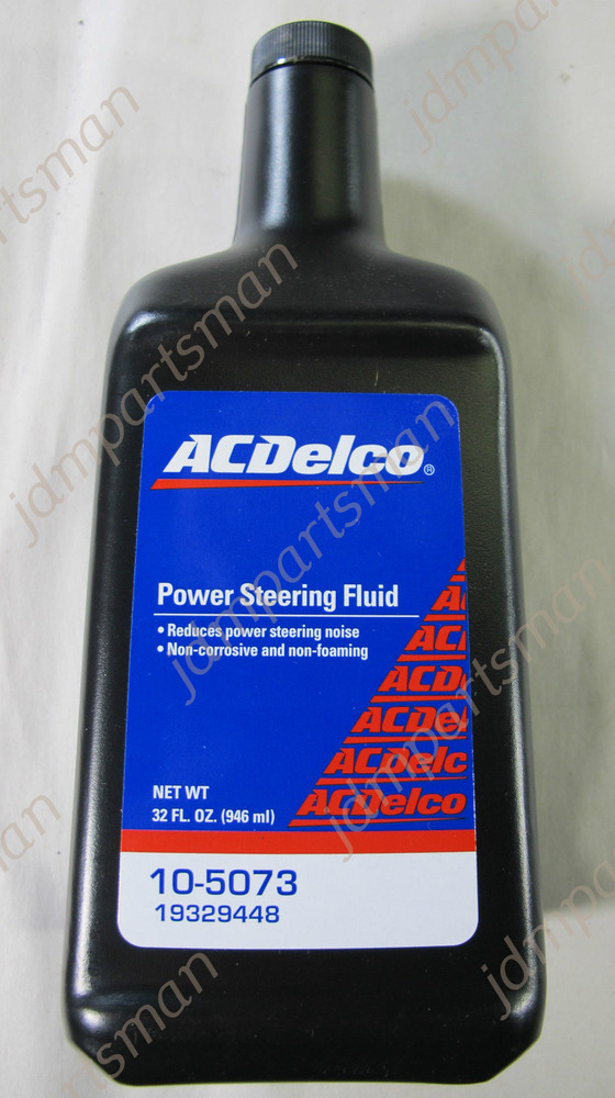 Details About Acdelco 10 5073 Steering Fluid 32oz For Chevorlet Gmc Cadillac