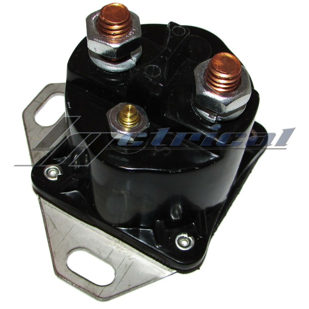Switch Solenoid Relay For Ford Prestolite Replaces E5df
