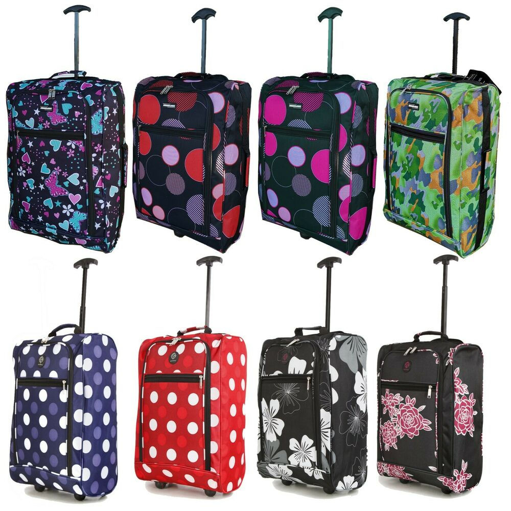 50x40x20 lightweight hand luggage suitcase bag for ryanair. Black Bedroom Furniture Sets. Home Design Ideas