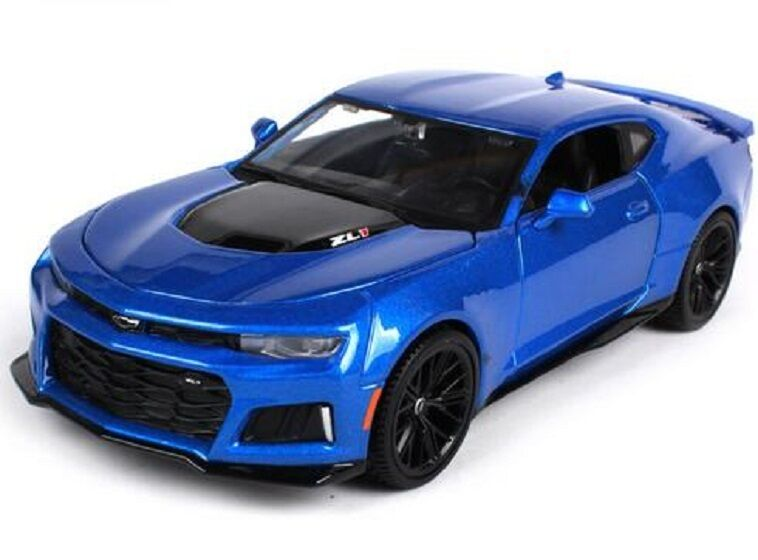 Maisto 1 24 2017 Chevrolet Camaro Zl1 Diecast Model Car
