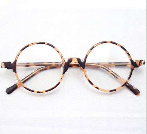 4b29482bd4 Details about 60s Vintage Round Glasses Eyeglasses Frames Rx able unisex  Full Rim Spectacles
