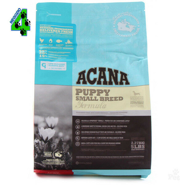 Acana Puppy Small Breed 2,27 kg Per Cane