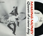 MAKING MONEY disco 45 giri MADE in ITALY Queen of a new day STAMPA ITALIANA