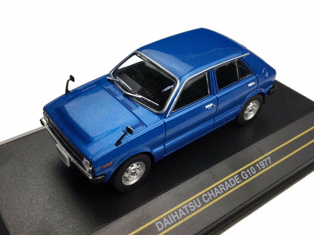 first43 1 43 daihatsu charade g10 1977 blue f43 083 ebay