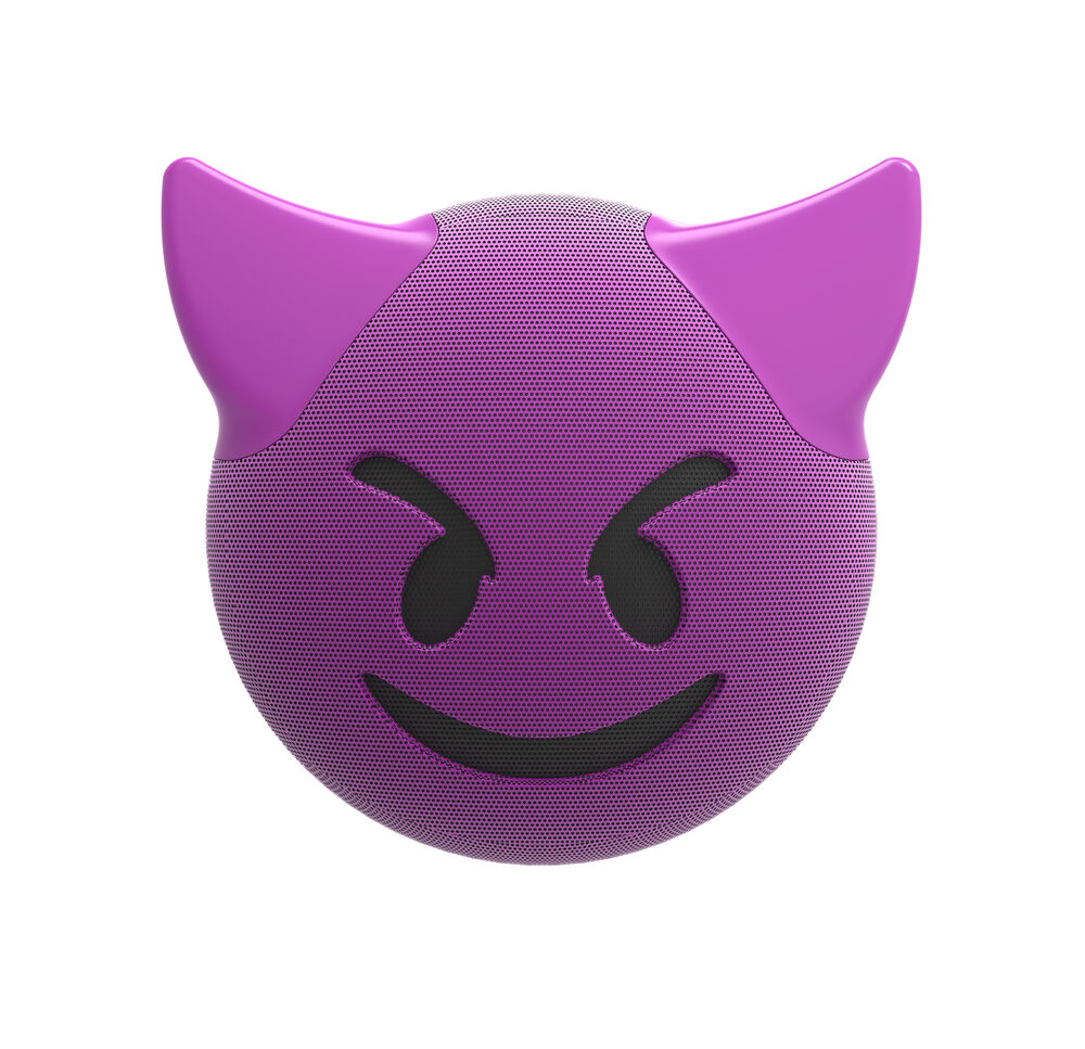Android Bluetooth Keyboard Emoji: Jam Jamoji Bluetooth Speaker- V2 Trouble - Wireless For Iphone Android 31262079657