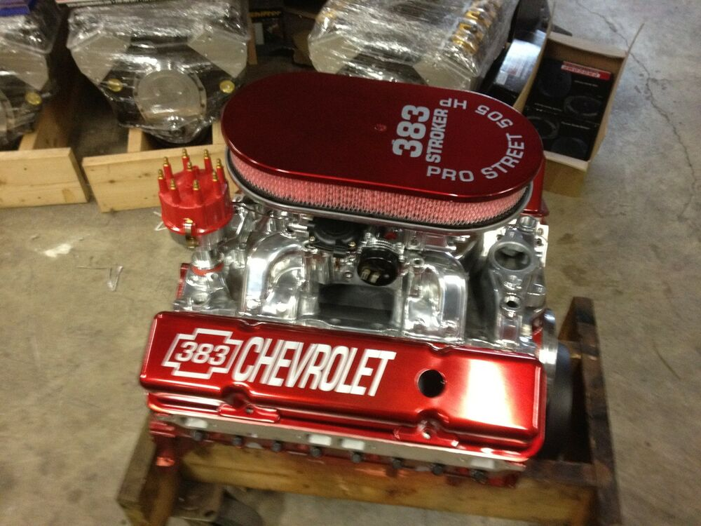 383 stroker crate engine ebay 383 stroker 700r4 combo motor 505hp roller pro street chevy crate engine sbc malvernweather Choice Image