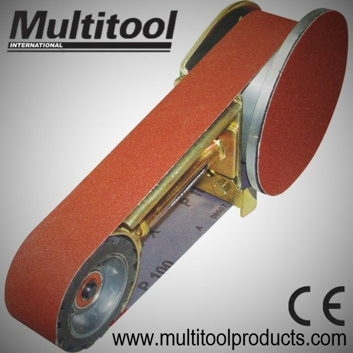 Multitool Mta 362 Eu 50mm X 915mm Belt Grinding Grinder