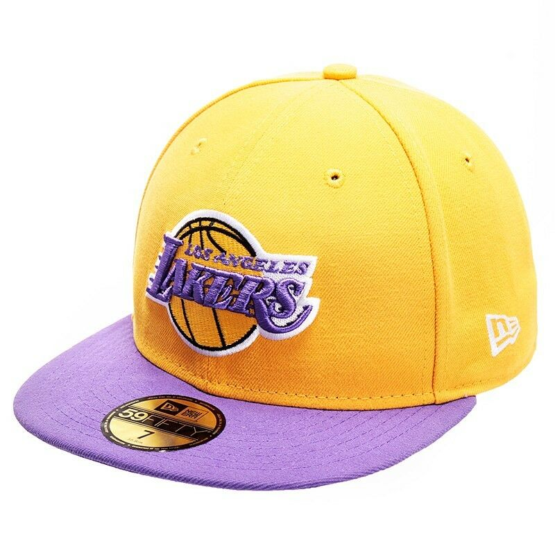 637d5fbf31657e Details about NEW ERA 59FIFTY NBA LA LAKERS FITTED CAP CAP ORIGINAL (PVP IN  STORE