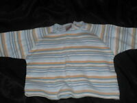 Lovely Baby Boys Long Sleeved Top Age Newborn ~ Next