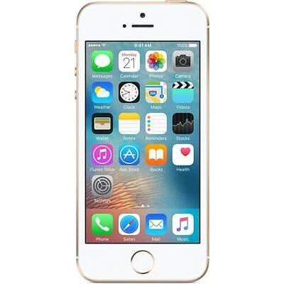 Apple Iphone Se (32gb,gold) Gst Bill 1 Year Apple India Warranty Model Mp842hn/a