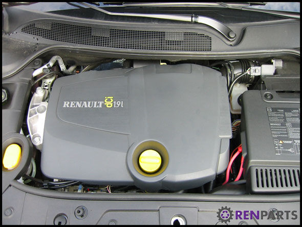 renault megane ii scenic ii 2003 2008 1 9 dci 130 engine f9q 818 fitting ebay. Black Bedroom Furniture Sets. Home Design Ideas