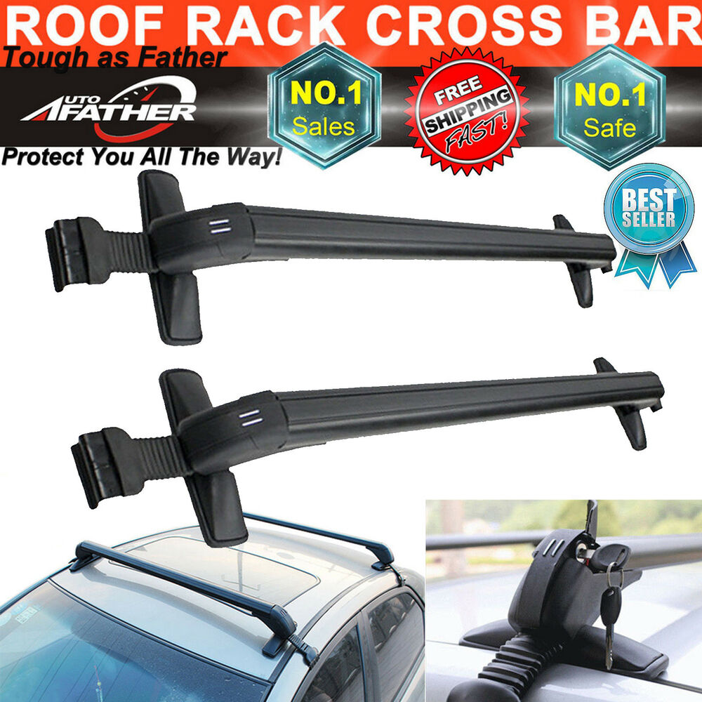 For Audi A3 A4 Q5 S4 S6 Car Top Roof Crossbars Luggage