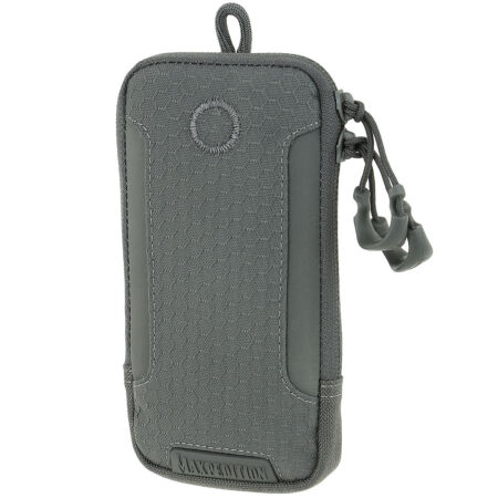img-Maxpedition PHP iPhone 6/6S/7 Pouch MOLLE Army Tactical Case Padded Holder Grey