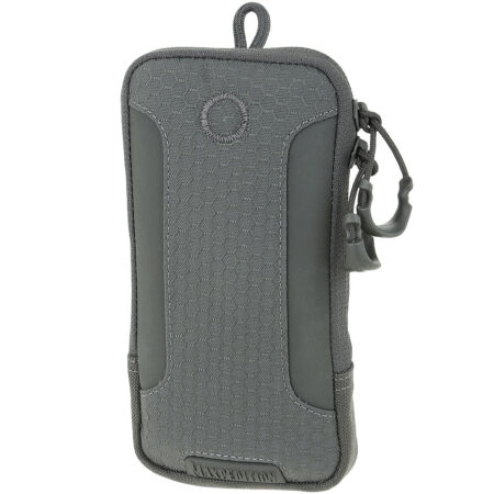 img-Maxpedition PLP iPhone 6/6S/7 Plus Pouch MOLLE Safety Case Padded Holder Grey