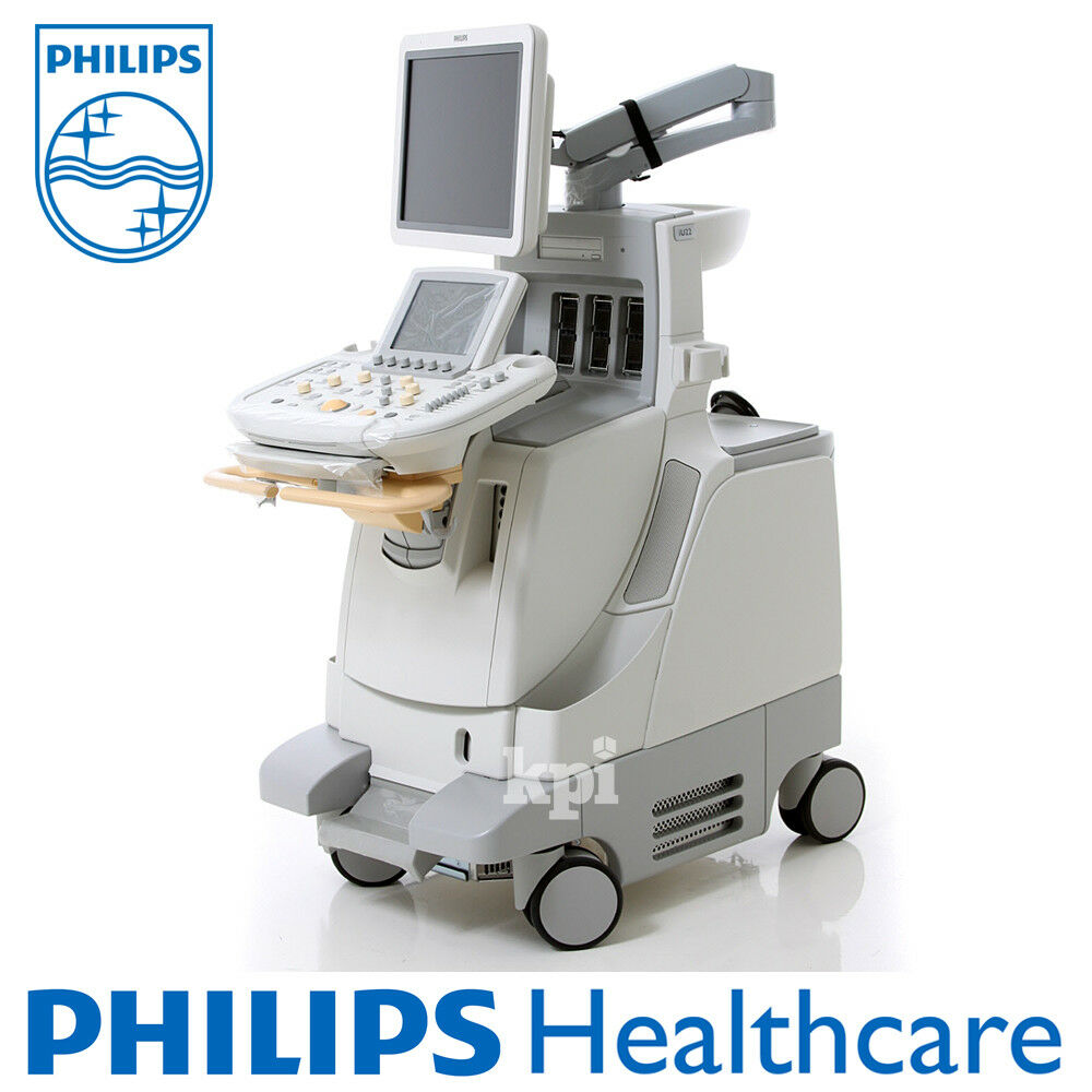 3D/4D PHILIPS iU22 Ultrasound Machine System Shared Service with G-CART |  eBay