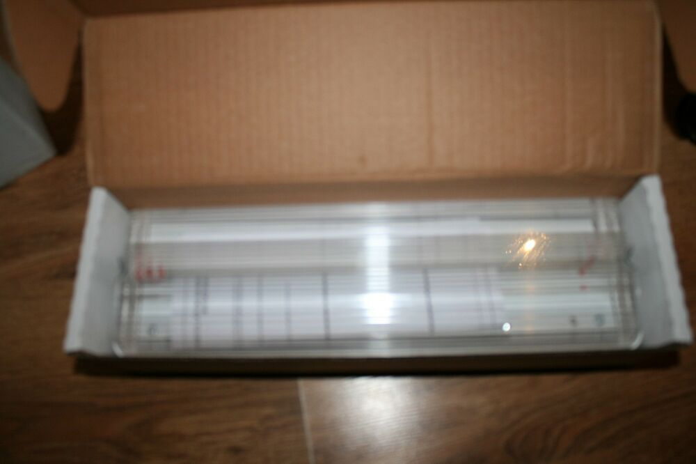 Orbik Ed8 M3 E Emergency Light Self Contained Luminaire Rbik Brand New With Box