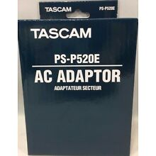 Tascam - PS-P520E - AC Adapter 5V - 2000mA for Recorders