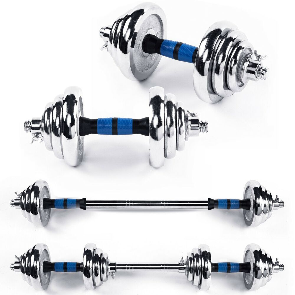 York Dumbbell Exercise Programme: Vinyl 20kg Dumbbell Set Fitness Free Exercise Home Gym