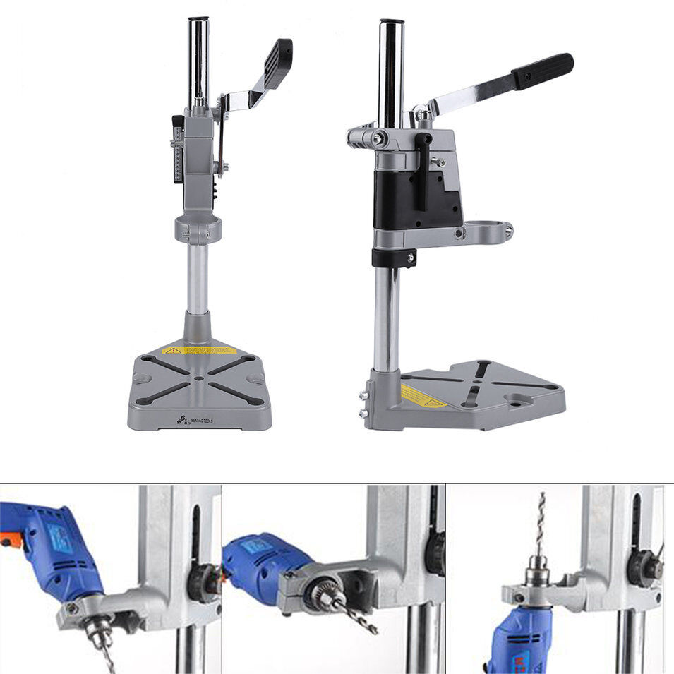 Hot Bench Drill Press Stand Workbench Repair Tool Clamp