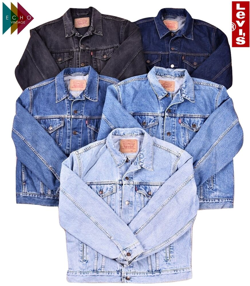 Dating a Levis Jacket