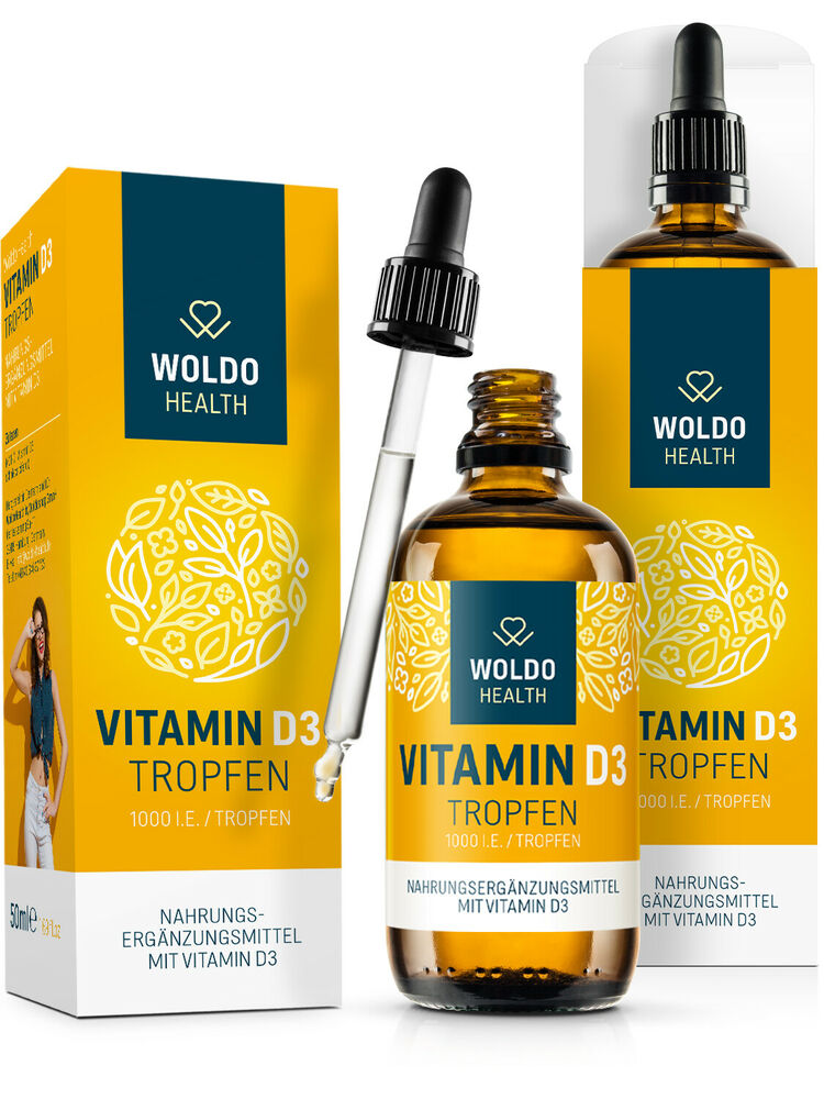2x 50ml vitamin d3 tropfen i e 50 g hochdosiert mct l aus kokos l ebay. Black Bedroom Furniture Sets. Home Design Ideas