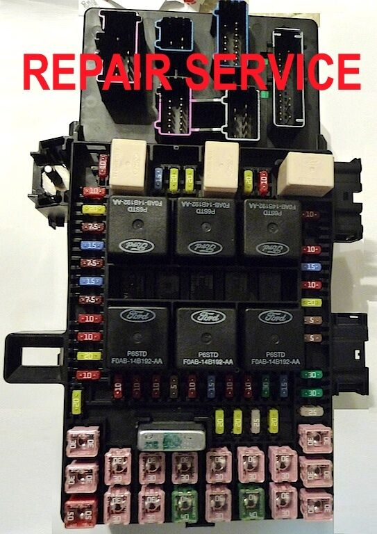 Fuse Box Expedition 2003