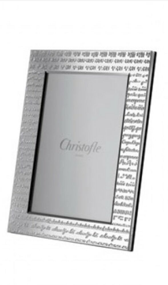 Christofle Silver Picture Frames Ebay