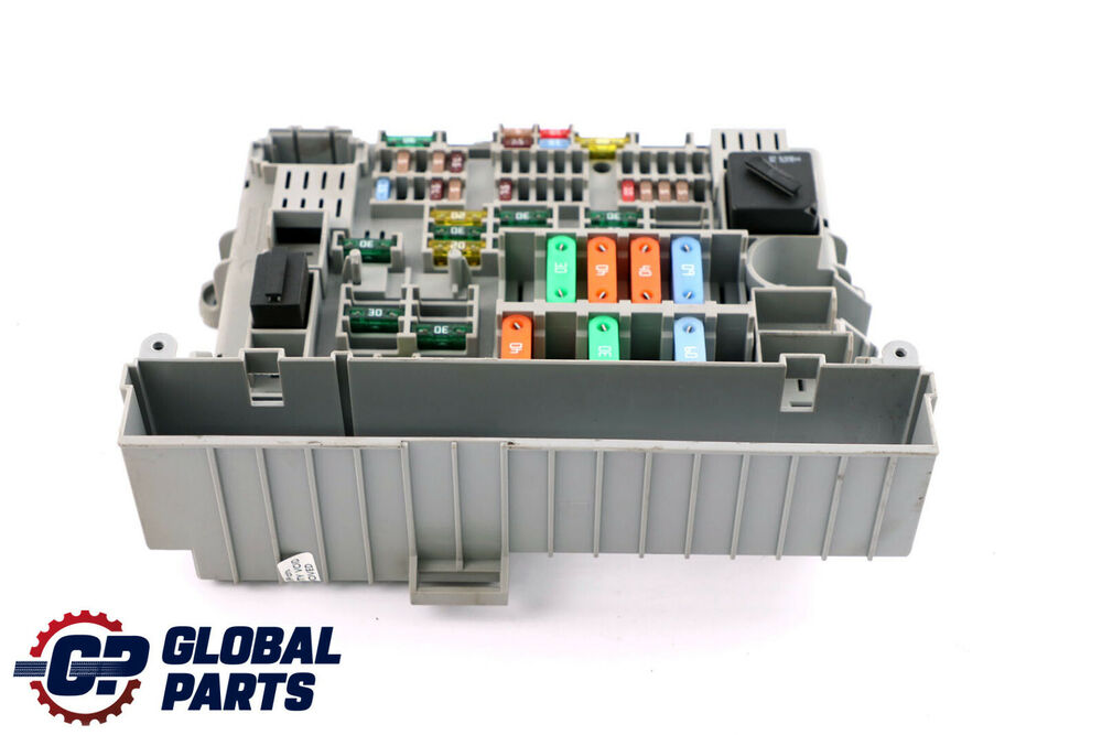 bmw 1 3 series e87 e90 e91 power distribution fuse box front 6906624 bmw 525i fuse box diagrams details about bmw 1 3 series e87 e90 e91 power distribution fuse box front 6906624