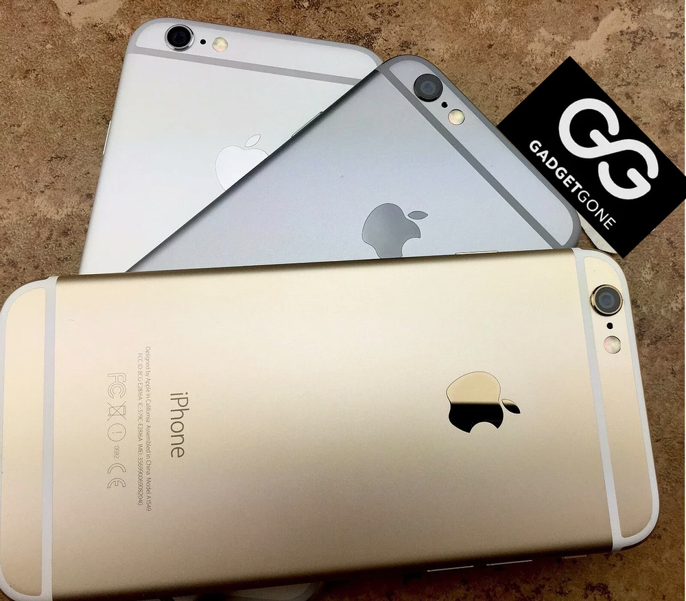 apple iphone 6 silver gold space gray unlocked att tmobile verizon 16 64gb 128gb ebay. Black Bedroom Furniture Sets. Home Design Ideas