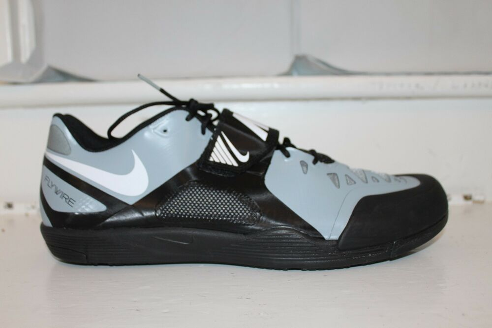 552447758 Details about Nike Zoom Javelin Elite 2 Track Spikes Men s Gray Black 14  MSRP  120 NEW