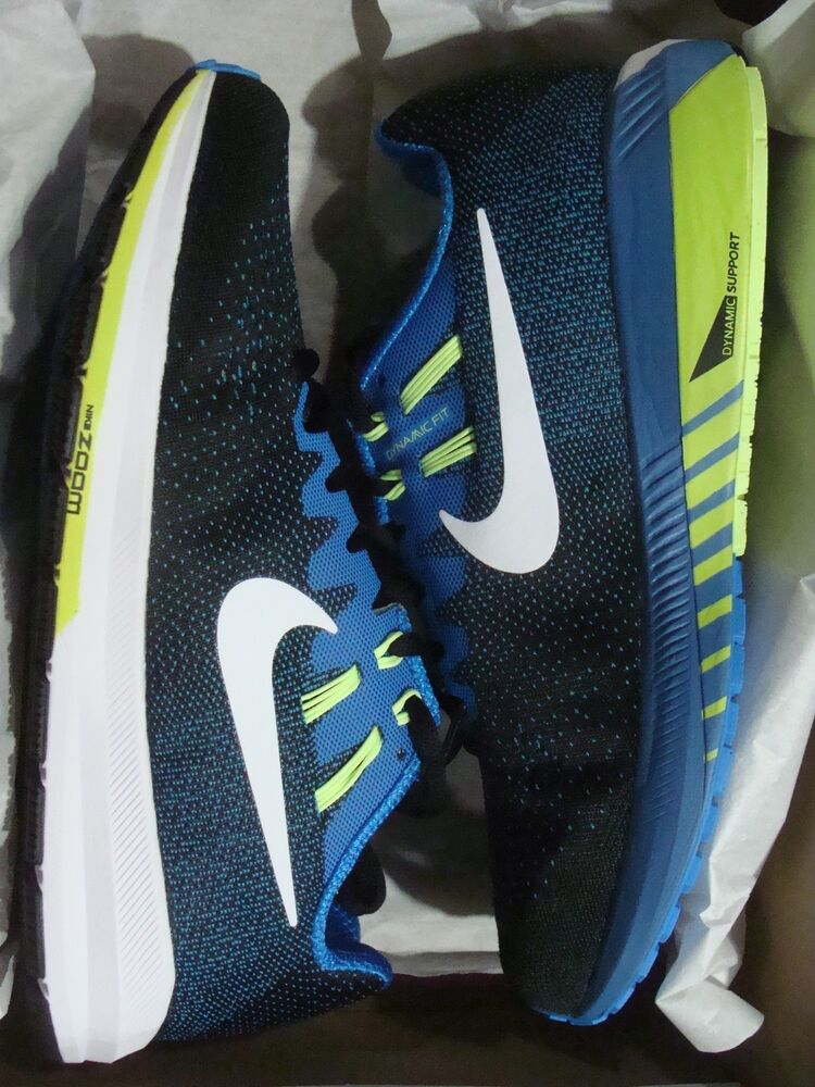 MEN'S NIKE AIR ZOOM STRUCTURE 20 (4E) 849574 004 SIZE 8~13