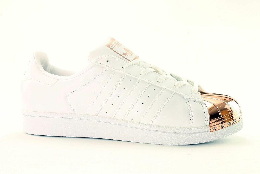 reputable site 76a4d 4222e Details about adidas Superstar Metal Toe BY2882 Womens Trainers~Originals~UK  3.5 to 9 Only
