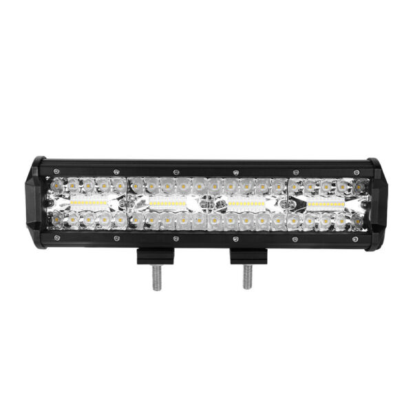 12Inch 1008W Cree Led Work Light Bar Flood Spot Suv Driving Lamp Offroad 4WD 22